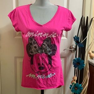 Disney Minnie Mouse Women's Shirt